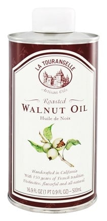La Tourangelle - Roasted Walnut Oil - 16.9 oz.