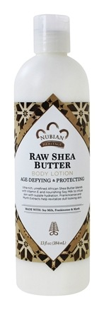 Nubian Heritage - Lotion Raw Shea Butter - 13 oz.