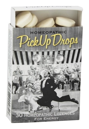 DROPPED: Historical Remedies - Pick-Up Drops - 30 Lozenges