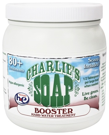DROPPED: Charlie's Soap - Booster & Hard Water Treatment - 2.64 lbs.