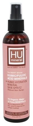 DROPPED: HUmineral - Humic/Fulvic Acid Mineral + Humic Hydration Skin Spritz - 8 oz.