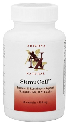 DROPPED: Arizona Natural - StimuCell Immune & Lymphocyte Support - 60 Capsules CLEARANCED PRICED