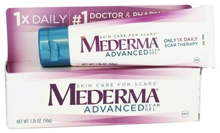 DROPPED: Mederma - Advanced Scar Gel - 1.76 oz. CLEARANCE PRICED