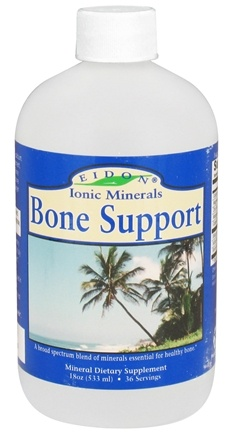 DROPPED: Eidon Ionic Minerals - Bone Support Liquid - 18 oz. CLEARANCE PRICED