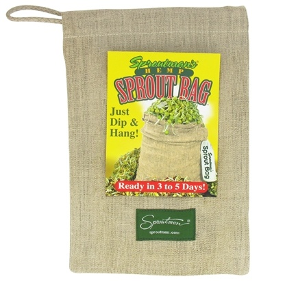 DROPPED: Sproutman - Hemp Sprout Bag - 1 Bag