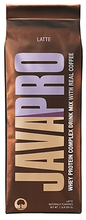 Nature's Best - JavaPro Whey Protein Complex Latte - 1.5 lb.