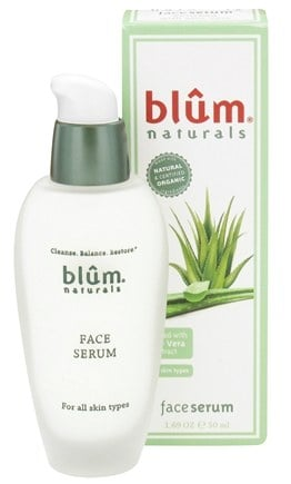 DROPPED: Blum Naturals - Face Serum - 1.69 oz. CLEARANCE PRICED