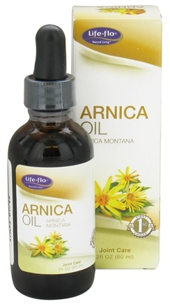 DROPPED: Life-Flo - Arnica Oil - 2 oz. CLEARANCE PRICED