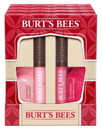 Burt's Bees - Party Lips Lip Gloss Set Pink - 2 Piece(s)