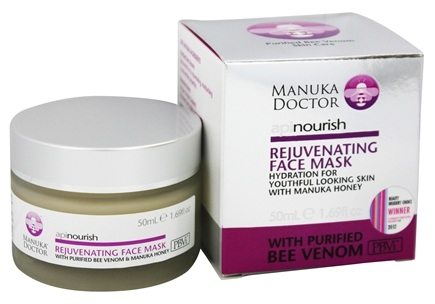 DROPPED: Manuka Doctor - ApiNourish Rejuvenating Face Mask With Purified Bee Venom - 1.69 oz.