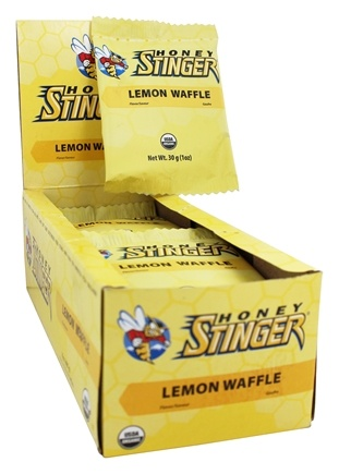 DROPPED: Honey Stinger - Organic Stinger Waffle Lemon - 1 oz.
