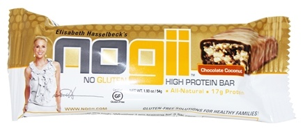 NoGii - High Protein Bar Chocolate Coconut - 1.93 oz.