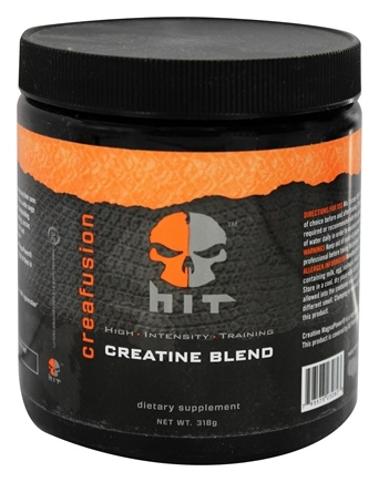 DROPPED: HIT Supplements - Creafusion Creatine Blend - 300 Grams