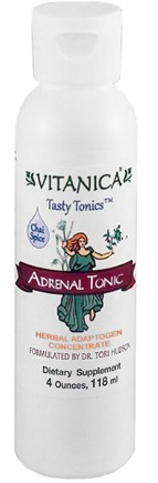 DROPPED: Vitanica - Adrenal Tonic For Stress Adaptation Chai Spice - 4 oz. CLEARANCE PRICED