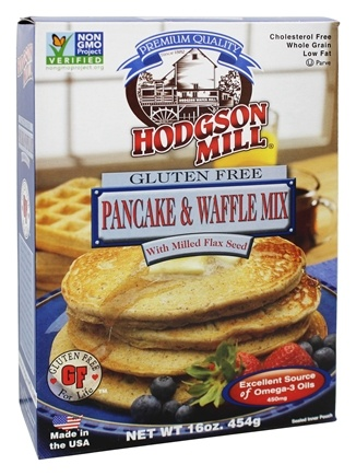 Hodgson Mill - Gluten Free Pancake and Waffle Mix - 16 oz.