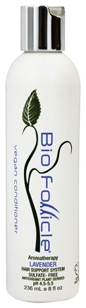 DROPPED: Bio Follicle - Hair Support System Vegan Conditioner Sulfate-Free Lavender - 8 oz.