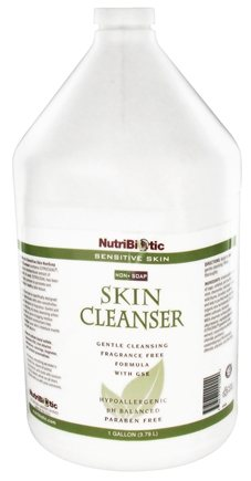 Nutribiotic - Non-Soap Skin Cleanser Sensitive Skin - 1 Gallon