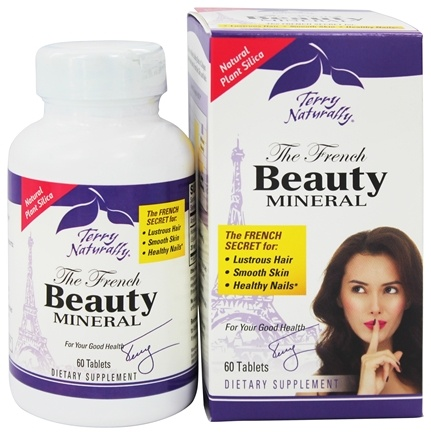 EuroPharma - Terry Naturally The French Beauty Mineral - 60 Tablet(s)