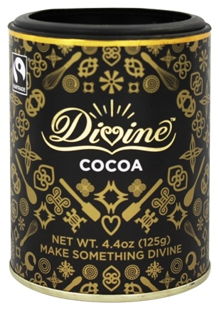 Divine - Cocoa Powder - 4.4 oz.