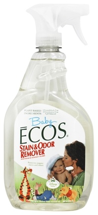Earth Friendly - Baby Ecos Stain & Odor Remover - 22 oz.