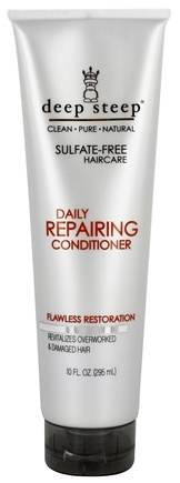 Deep Steep - Daily Repairing Conditioner - 10 oz.