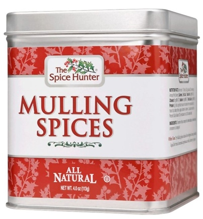 DROPPED: The Spice Hunter - All Natural Mulling Spices - 4 oz.