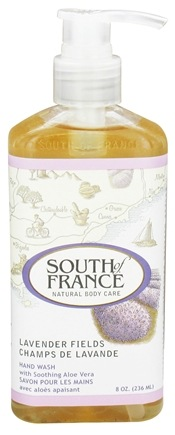 DROPPED: South of France - Hand Wash Lavender Fields - 8 oz.