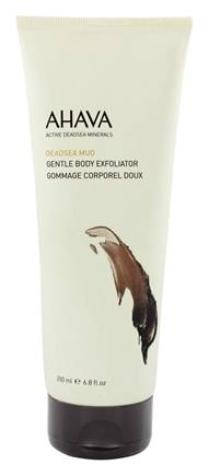 AHAVA - DeadSea Mud Gentle Body Exfoliator - 6.8 oz.