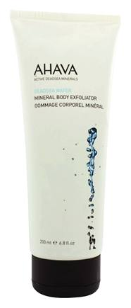 AHAVA - DeadSea Water Mineral Body Exfoliator - 6.8 oz.