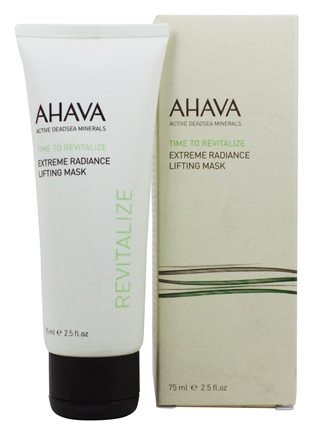 AHAVA - Time To Revitalize Extreme Radiance Lifting Facial Mask - 2.5 oz.