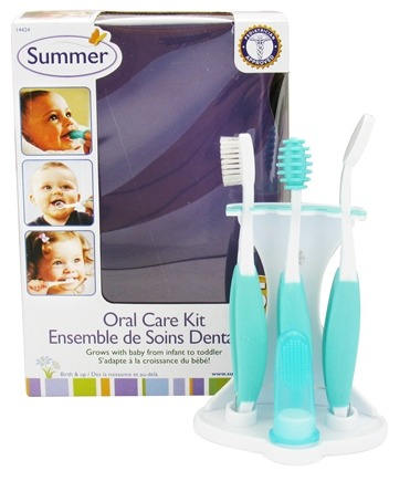 DROPPED: Summer Infant - Oral Care Kit - 5 Piece(s) CLEARANCE PRICED