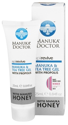 DROPPED: Manuka Doctor - ApiRevive Manuka & Tea Tree Gel With Propolis And Manuka Honey - 0.84 oz. CLEARANCE PRICED