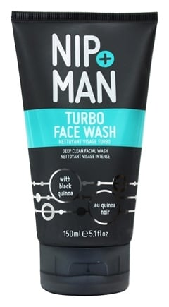 NIP+MAN - Turbo Face Wash Deep Clean Facial Wash - 5.1 oz.