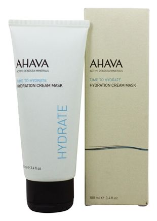AHAVA - Time To Hydrate Hydration Cream Facial Mask - 3.4 oz.