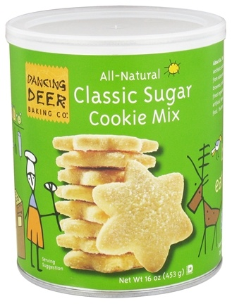Dancing Deer Baking Co. - All Natural Cookie Mix Classic Sugar - 16 oz.
