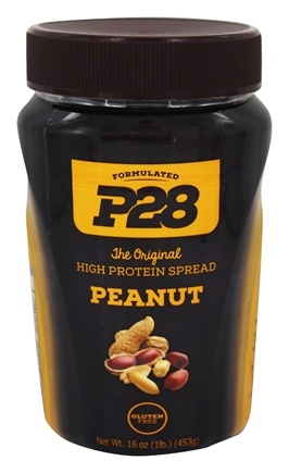 P28 - High Protein Spread Peanut Butter - 16 oz.