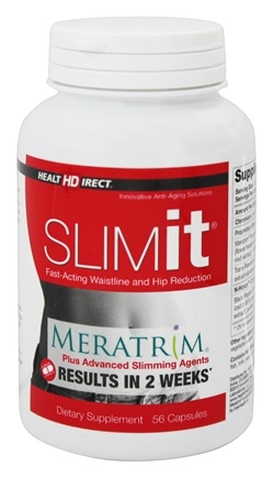 Health Direct - SLIMit with Meratrim - 56 Capsules