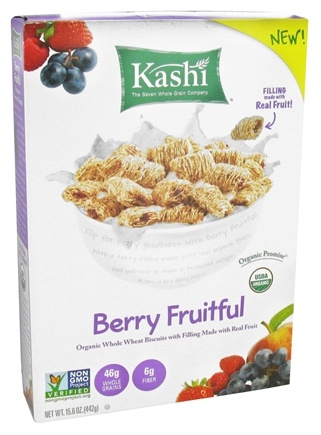 Kashi - Organic Cereal Berry Fruitful - 15.6 oz.