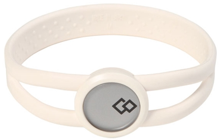 DROPPED: Trion:Z - Boost Bracelet Medium White