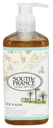 DROPPED: South of France - Hand Wash Cote D'Azur - 8 oz.