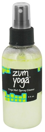 Indigo Wild - Zum Yoga Mat Spray Cleaner - 4 oz.