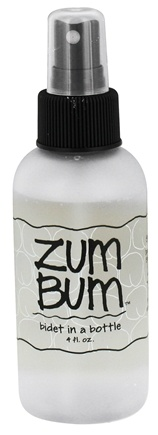 Indigo Wild - Zum Bum Bidet in a Bottle - 4 oz.