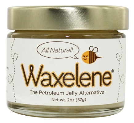 Waxelene - All Natural Petroleum Jelly Alternative - 2 oz.