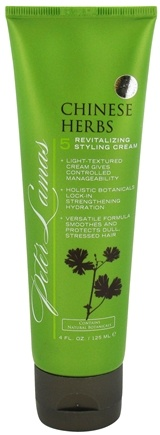 Peter Lamas - Chinese Herbs Revitalizing Styling Cream - 4 oz.