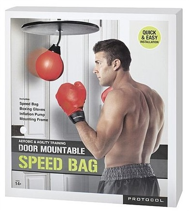 DROPPED: Protocol - Speed Bag Door Mountable