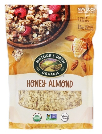 Nature's Path Organic - Organic Honey Almond Granola - 11 oz.
