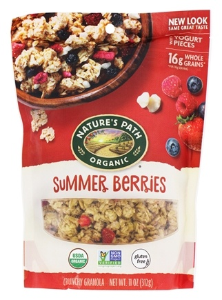 Nature's Path Organic - Organic Summer Berries Granola - 11 oz.