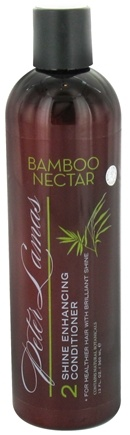 Peter Lamas - Naturals Bamboo Nectar Shine Enhancing Conditioner - 12 oz.