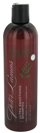 Peter Lamas - Naturals Avocado & Olive Ultra Smoothing Shampoo - 12 oz.