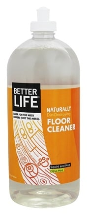 Better Life - Simply Floored! Natural Floor Cleaner Citrus Mint - 32 oz.